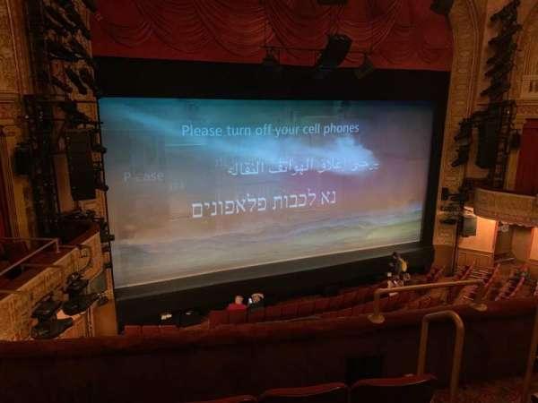 Ethel Barrymore Theatre, Abschnitt: MEZZL, Reihe: D, Platz: 5 And 7