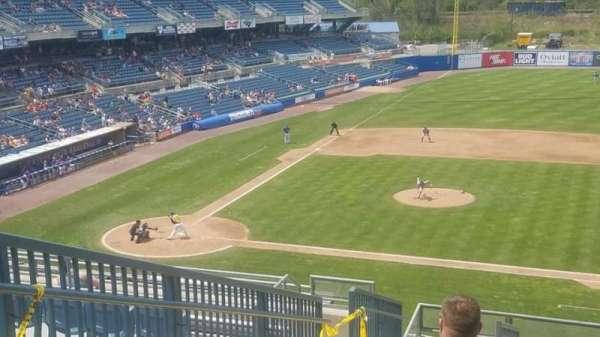 NBT Bank Stadium, Abschnitt: 301, Reihe: 14, Platz: 23