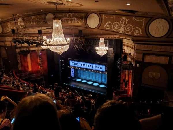 Imperial Theatre, Abschnitt: Rear Mezzanine 1, Reihe: J, Platz: 6