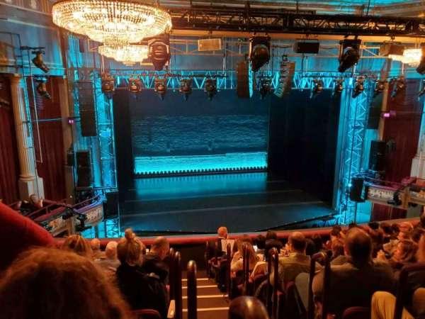 Broadhurst Theatre, Abschnitt: Mezzanine L, Reihe: J, Platz: 1