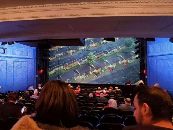 Hayes Theater, Abschnitt: Orchestra C, Reihe: R, Platz: 101