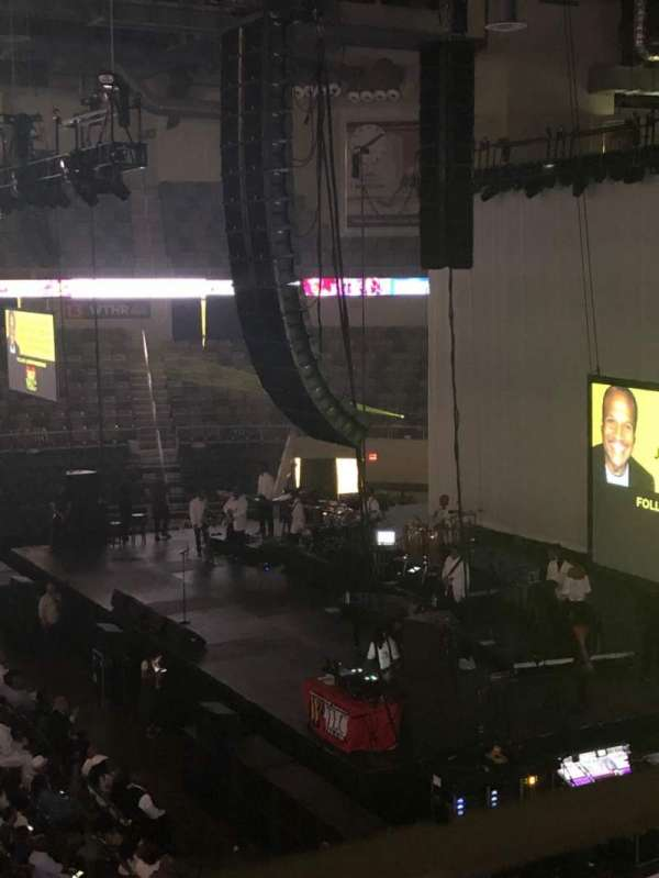 Indiana Farmers Coliseum, Abschnitt: 322, Reihe: A, Platz: 14