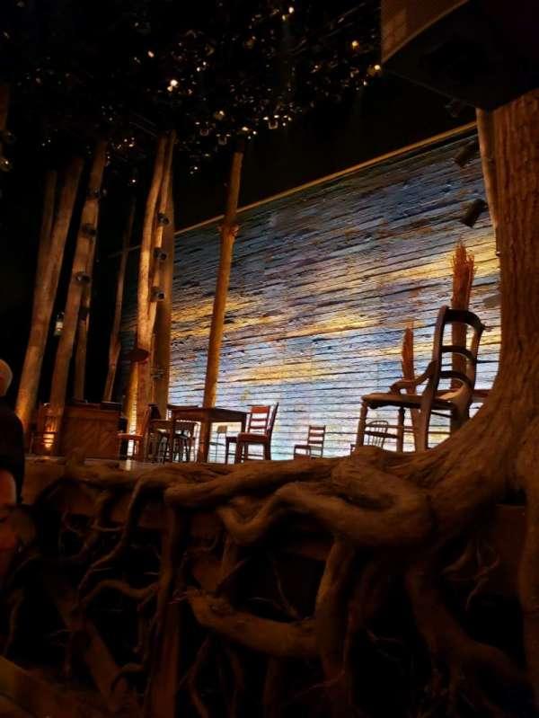 Gerald Schoenfeld Theatre, Abschnitt: Orchestra R, Reihe: B, Platz: 8
