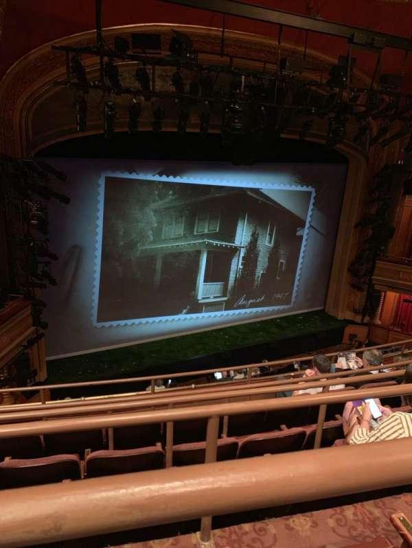 American Airlines Theatre, Bereich: Rear Mezzanine, Reihe: E, Platz: 135