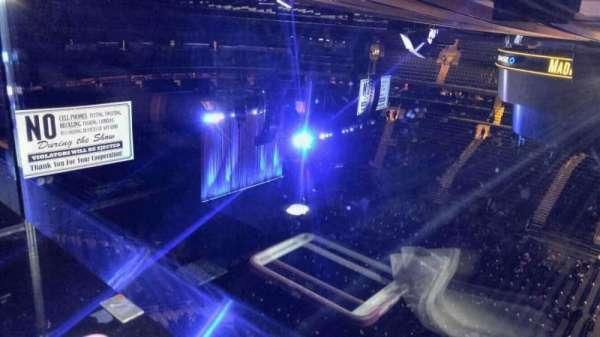 Madison Square Garden, Abschnitt: 326, Reihe: 1, Platz: 24