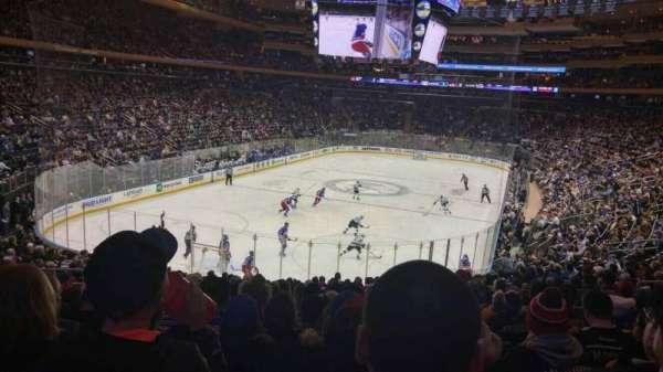Madison Square Garden, Abschnitt: 315, Reihe: 22, Platz: 12