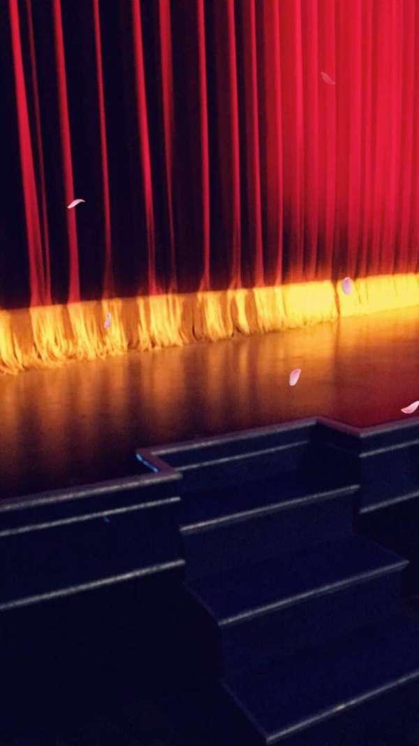 Studio 54, Abschnitt: Orch, Reihe: A, Platz: 3