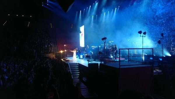 Viejas Arena, Abschnitt: G, Reihe: 7, Platz: 5