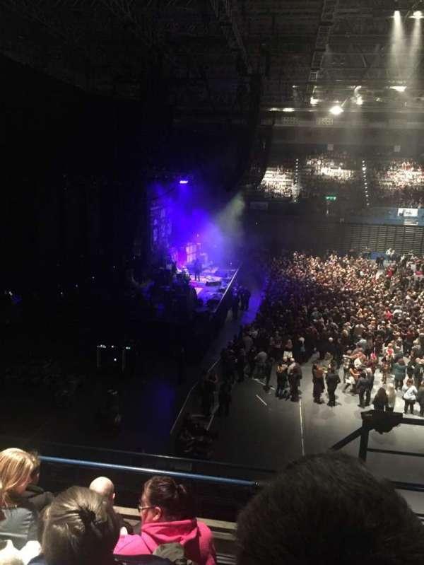Arena Birmingham, Abschnitt: 11, Reihe: EE, Platz: 455