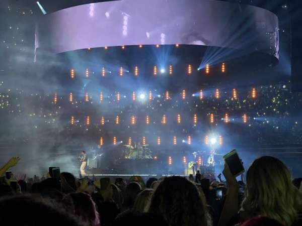 Little Caesars Arena, Abschnitt: F4, Reihe: 12, Platz: 6