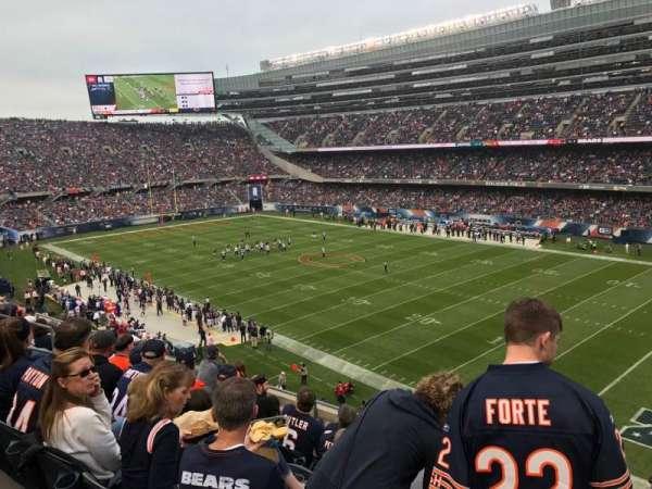 Soldier Field, Abschnitt: 331, Reihe: 7, Platz: 13