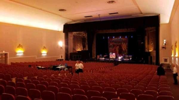 Keswick Theatre, Abschnitt: Back Right, Reihe: Z, Platz: 26