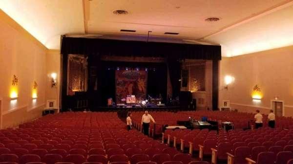 Keswick Theatre, Abschnitt: Back Left, Reihe: Z, Platz: 11