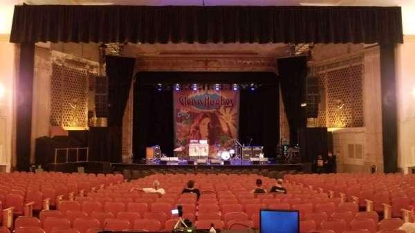 Keswick Theatre, Abschnitt: Middle Center, Reihe: K, Platz: 107