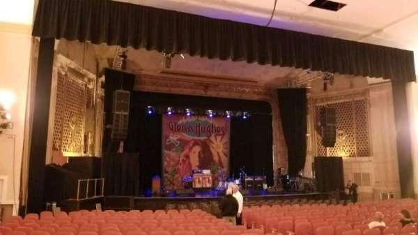 Keswick Theatre, Abschnitt: Middle Left, Reihe: J, Platz: 15
