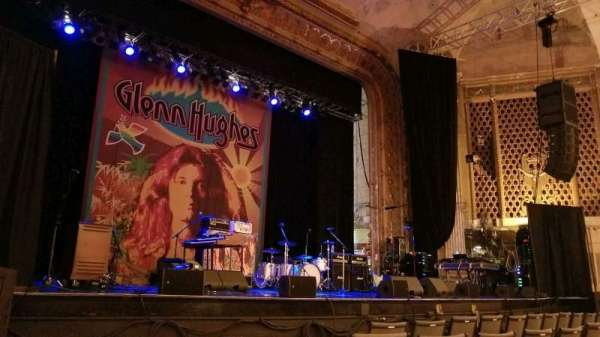 Keswick Theatre, Abschnitt: Front Left, Reihe: BB, Platz: 11