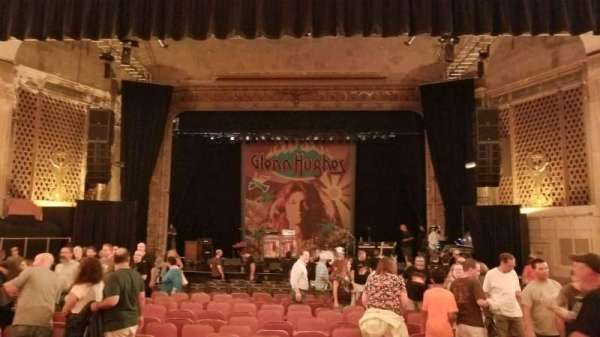 Keswick Theatre, Abschnitt: Middle Center, Reihe: G, Platz: 104