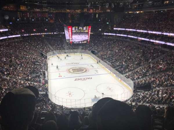 T-Mobile Arena, Abschnitt: 213, Reihe: J, Platz: 4