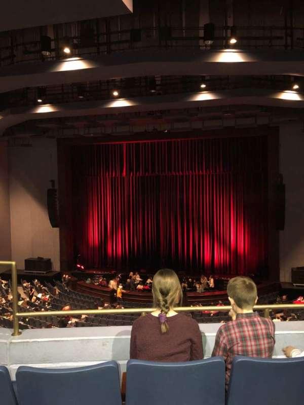 Rosemont Theatre, Abschnitt: 205, Reihe: C, Platz: 3