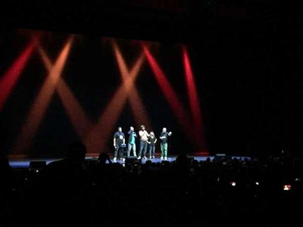 Chicago Theatre, Abschnitt: MNFL2L, Reihe: Q, Platz: 209