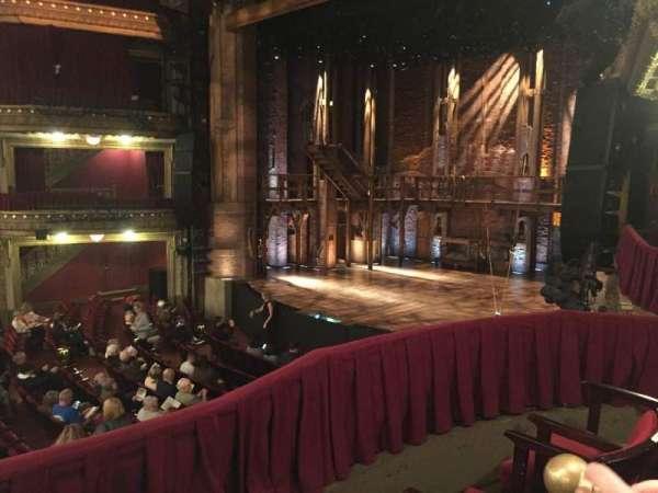 CIBC Theatre, Abschnitt: DCRBX2, Reihe: BX2, Platz: 214