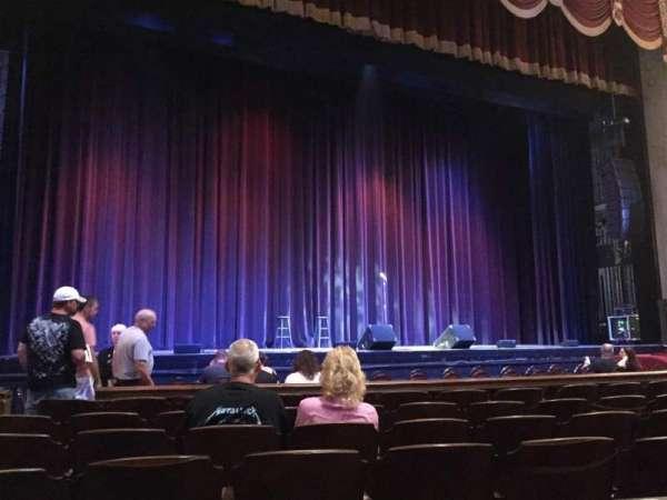 Rialto Square Theatre, Abschnitt: 2, Reihe: G, Platz: 211