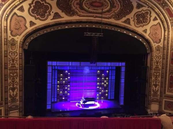 Cadillac Palace Theater, Abschnitt: BALCLC, Reihe: D, Platz: 306
