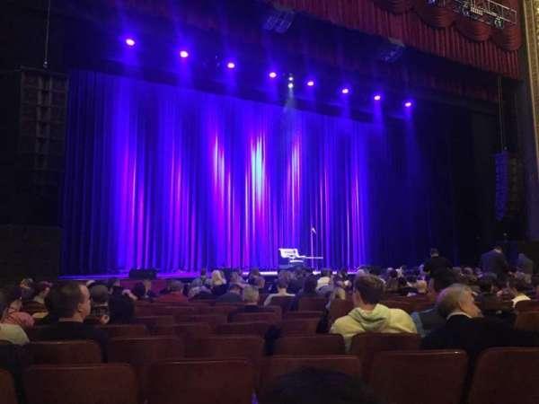 Chicago Theatre, Bereich: MNFL3L, Reihe: MM, Platz: 313