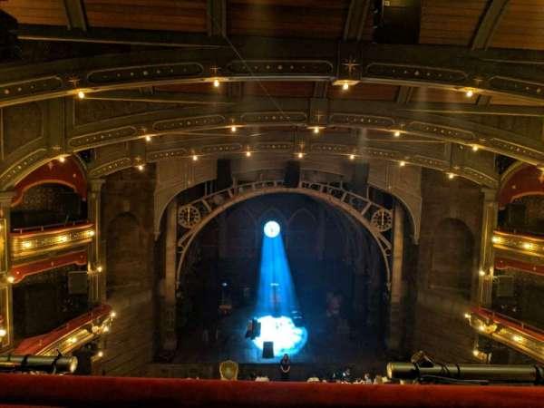 Lyric Theatre, Abschnitt: Balcony C, Reihe: A, Platz: 105