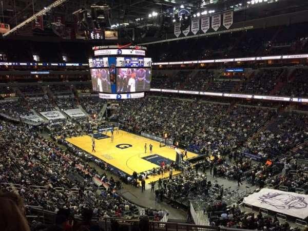 Capital One Arena, Abschnitt: 220, Reihe: L, Platz: 10