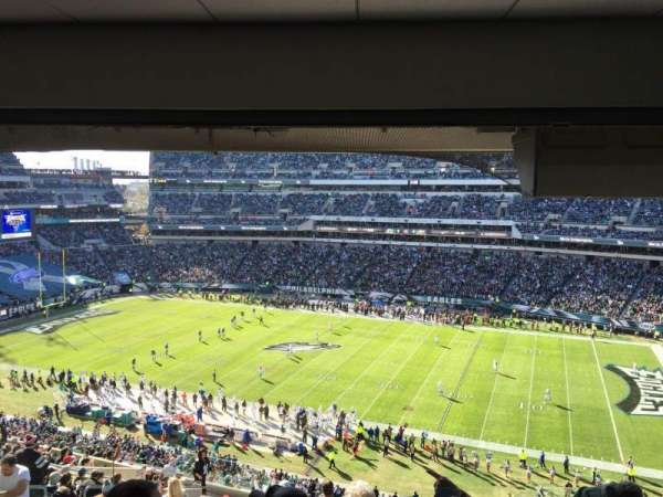 Lincoln Financial Field, Abschnitt: CS111