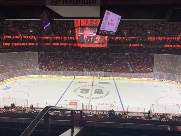 Wells Fargo Center, Abschnitt: Suite 41