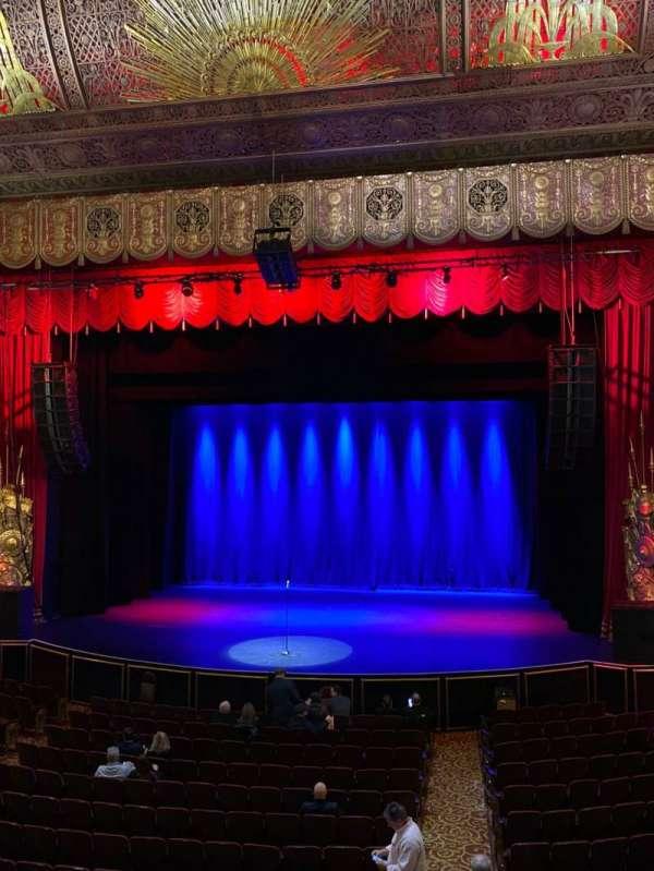 Beacon Theatre, Abschnitt: Loge 2, Reihe: A, Platz: 2