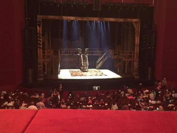 The Kennedy Center Opera House, Abschnitt: Box, Reihe: box 5, Platz: 1