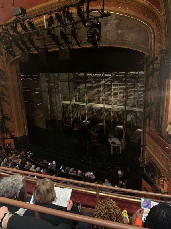 American Airlines Theatre, Bereich: Front Mezzanine, Reihe: C, Platz: 104