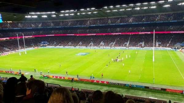 Twickenham Stadium, Abschnitt: M3, Reihe: 70, Platz: 67