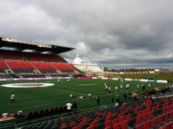 TD Place Stadium, Abschnitt: U, Reihe: 15, Platz: 5