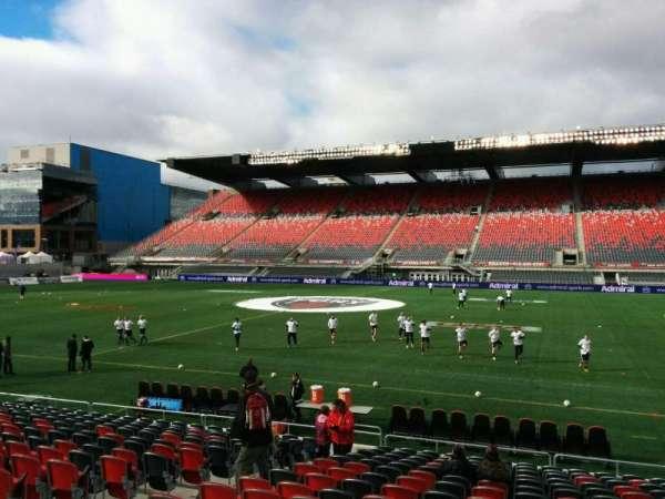 TD Place Stadium, Abschnitt: Q, Reihe: 17, Platz: 17