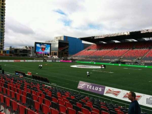 TD Place Stadium, Abschnitt: N, Reihe: 14, Platz: 23