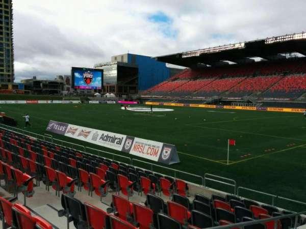 TD Place Stadium, Abschnitt: M, Reihe: 10, Platz: 12