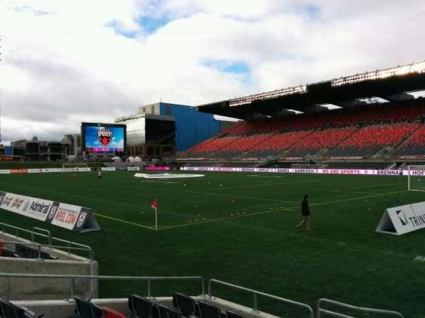 TD Place Stadium, Abschnitt: L, Reihe: 7, Platz: 13