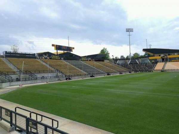 Fifth Third Bank Stadium, Abschnitt: 123, Reihe: c, Platz: 7