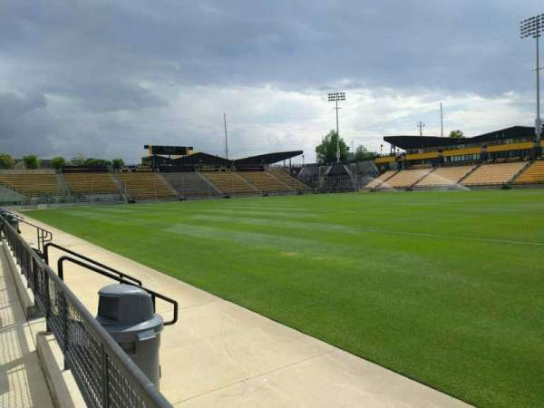 Fifth Third Bank Stadium, Abschnitt: 128, Reihe: a, Platz: 7
