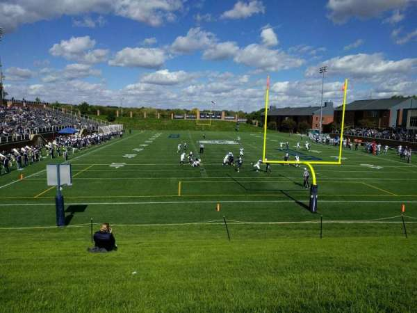 Sellick Bowl, Abschnitt: lawn