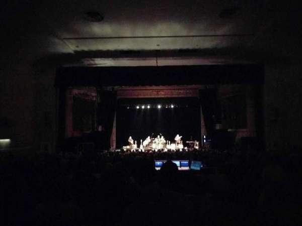 Keswick Theatre, Abschnitt: orchc, Reihe: r, Platz: 109
