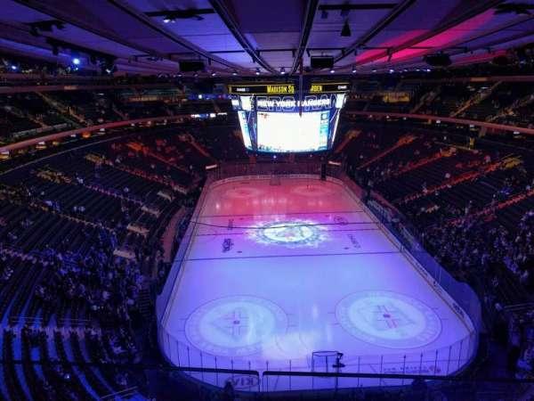 Madison Square Garden, Abschnitt: 304, Reihe: 2, Platz: 13