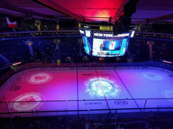 Madison Square Garden, Abschnitt: 312, Reihe: bs3, Platz: 16