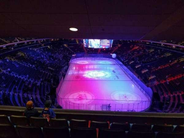 Madison Square Garden, Abschnitt: 416, Reihe: 5, Platz: 11