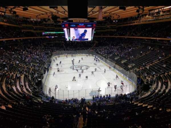 Madison Square Garden, Abschnitt: 217, Reihe: wc, Platz: 2