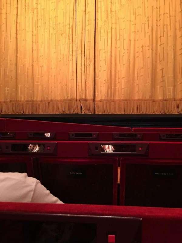 Metropolitan Opera House - Lincoln Center, Abschnitt: Orch, Reihe: C, Platz: 112